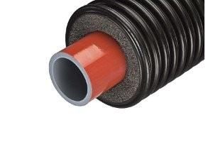 фото однотрубной системы FLEXALEN 600 Стандарт+ для отопления