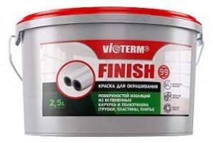 фото краски Vioterm Finish