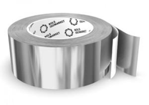 фото алюминиевой самоклеящейся ленты Energoflex®
