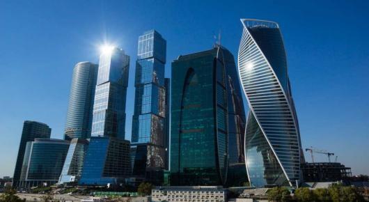 Mосква Сити