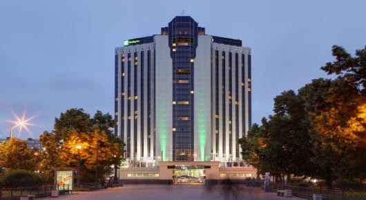 Гостиница HOLIDAY INN Сокольники